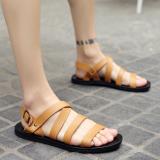 Berapa Harga Sandal Summer Roman Musim Panas Baru Sepatu Santai Muda Coklat Muda Sepatu Pria Sepatu Sendal Oem Di Tiongkok