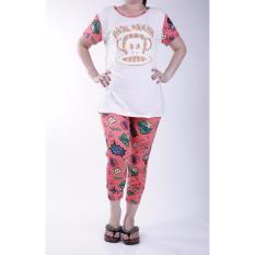 Toko Ronaco Baju Tidur Cp54 Pink Murah Dki Jakarta