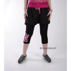 Review Toko Ronaco Celana Senam Zumba Pants Aerobik Yoga Cs13 Hitam Merahmuda Online