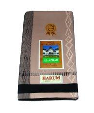 Spesifikasi Ronaco Sarung Harum Al Azhar T 05 Coklat Muda Ronaco