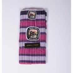 Ronaco Sarung  Tenun Gajah Pengantin - Pink