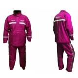 Promo Rosida Jas Hujan R882 Sporty Pink Special Edition Lebih Tebal Dari Axio Rosida