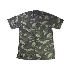 Roughneck Floral Green Autumn Shirt - Uy0i56
