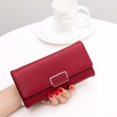 Review Toko Rovelin Dompet Jims Honey Amalia Red Online