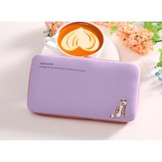 Rovelin - Dompet Jims Honey Megan Heels - Purple
