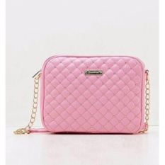 Rovelin - Tas slempang Jims Honey Ting2 Soft Pink