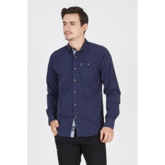 Rown Division Original - Men Grujic Shirt Navy