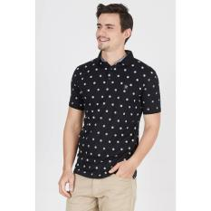 Rown Division Original - Men Poiner Poloshirt Black