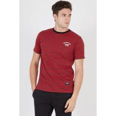 Rown Division Original - Men T-Shirt Micawberr Red Black
