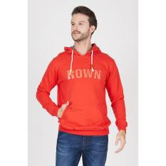 Rown Division Original - Men Wemley Outerwear Red