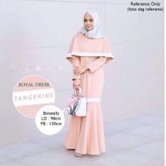 Royal Dress Balotelly Tangerine