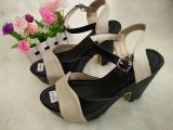 Toko Rsm High Heels Sepatu Wanita Black S064B Lengkap Di Jawa Barat