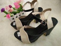 Harga Rsm High Heels Sepatu Wanita Black S064B Online