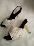 Jual Rsm Sepatu Heels Wanita S 052 Cream Jawa Barat