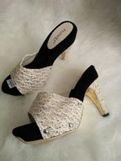 Harga Rsm Sepatu Heels Wanita S 052 Cream Dan Spesifikasinya