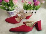 Review Rsm Sepatu Heels Wanita S 237 Red Rsm Di Jawa Barat