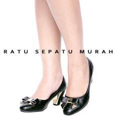 Perbandingan Harga Rsm Sepatu Heels Wanita S075 Black Rsm Di Jawa Barat