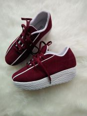 Jual Rsm Sepatu Olahraga Sneaker Wanita S 293 Merah Jawa Barat Murah