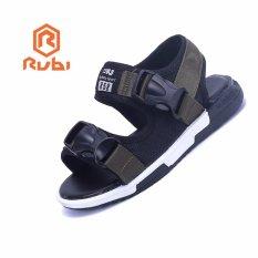 Jual Beli Rubi Baru Olahraga Sepatu Musim Panas Fashion Sandal Boy Sandal Korea Transparan Sandal Green Intl Tiongkok