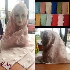 Ruby Segi Empat Murah Jilbab Cantik Kerudung Manis Diskon