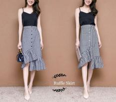 Review Pada Ruffle Skirt 548 Kw