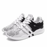 Iklan Sepatu Lari Udara Mesh Kain Mens Sneakers Pria Olahraga Sepatu Berjalan Pelatih Sepatu Intl