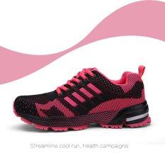 Toko Sepatu Lari Wanita Sneakers Casual Athletic Sepatu Merah Intl Online Terpercaya