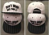 Jual Rush Ayat Yang Sama Bergaris Topi Baseball Topi Ayat Yang Sama Topi Putih Original