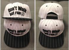 Toko Rush Ayat Yang Sama Bergaris Topi Baseball Topi Ayat Yang Sama Topi Putih Oem Tiongkok