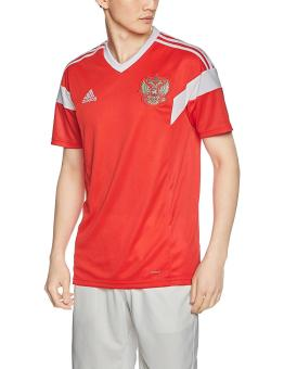 Jual Beli Russia National Team 2018 World Cup Home Football Jersey(Original Products Foradidas) Tiongkok