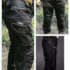 Cuci Gudang Rxs Tactical Blackhawk Celana Panjang Pria Hitam