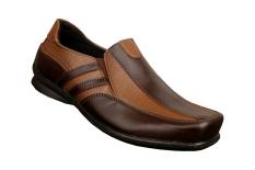 Beli S Van Decka Al03Bt Sepatu Kasual Pria Tan Yang Bagus