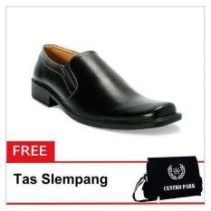 Toko S Van Decka Xtk026 Sepatu Formal Pria Hitam Free Tas Slempang Online Di Jawa Barat