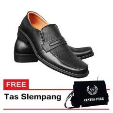 S. van Decka XTK30 Sepatu Pria - Free Tas Hitam