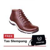 Perbandingan Harga S Van Decka Xwr010K Sepatu Kasual Pria Kopi Gratis Tas Slempang S Van Decka Di Jawa Barat