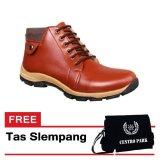 Toko S Van Decka Xwr022T Sepatu Kasual Pria Tan Gratis Tas Slempang Terlengkap Jawa Barat
