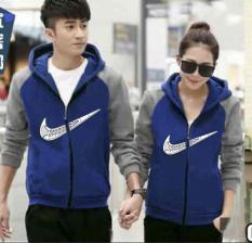 [S32 Couple Kimono  Benhur-Abu LO] jaket couple babyterry biru