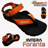 Toko Sabertooth Sandal Gunung Traventure Intera Foranta Size 32 S D 47 Hitam Tali Jingga Sabertooth Online