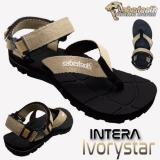 Jual Sabertooth Sandal Gunung Traventure Intera Ivorystar Size 32 S D 47 Hitam Tali Cream Sabertooth Asli