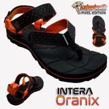 Beli Sabertooth Sandal Gunung Traventure Intera Oranix Size 32 S D 47 Hitam Tali Titik Jingga Jawa Barat