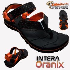 Iklan Sabertooth Sandal Gunung Traventure Intera Oranix Size 32 S D 47 Hitam Tali Titik Jingga