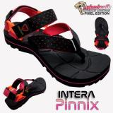 Review Sabertooth Sandal Gunung Traventure Intera Pinnix Size 32 S D 47 Hitam Tali Titik Merah Muda Di Jawa Barat