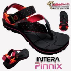 Tips Beli Sabertooth Sandal Gunung Traventure Intera Pinnix Size 32 S D 47 Hitam Tali Titik Merah Muda