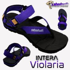Harga Sabertooth Sandal Gunung Traventure Intera Violaria Size 32 S D 47 Hitam Tali Ungu Sabertooth Terbaik