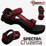Beli Sabertooth Sandal Gunung Traventure Spectra Cruzetta Size 32 S D 47 Hitam Tali Marun Lengkap
