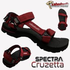 Spesifikasi Sabertooth Sandal Gunung Traventure Spectra Cruzetta Size 32 S D 47 Hitam Tali Marun Terbaik