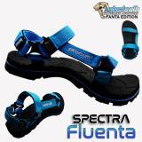 Jual Sabertooth Sandal Gunung Traventure Spectra Fluenta Size 32 S D 47 Hitam Tali Biru Muda Sabertooth Online