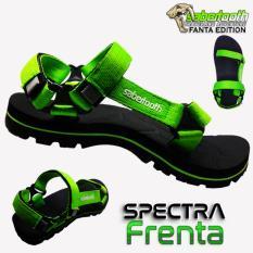 Harga Sabertooth Sandal Gunung Traventure Spectra Frenta Size 32 S D 47 Hitam Tali Hijau Muda Sabertooth