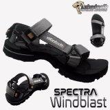 Sabertooth Sandal Gunung Traventure Spectra Windblast Size 32 S D 47 Hitam Tali Abu Diskon Akhir Tahun