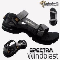 Spesifikasi Sabertooth Sandal Gunung Traventure Spectra Windblast Size 32 S D 47 Hitam Tali Abu Baru